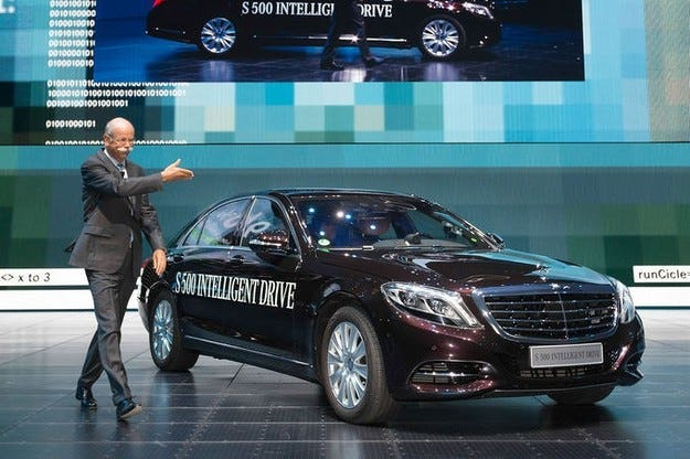 Медийна вечер на Mercedes-Benz на IAA