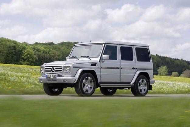 Mercedes увеличава производството на G-класата
