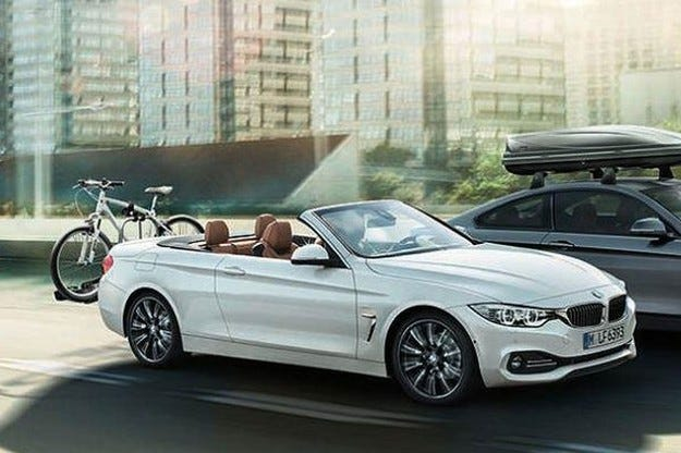 BMW Серия 4 Cabriolet