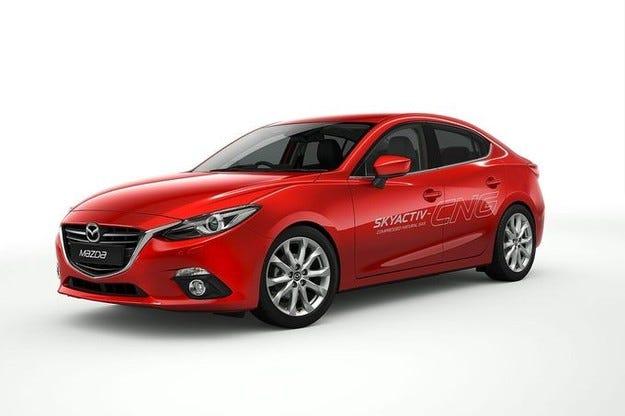 Новости от Mazda