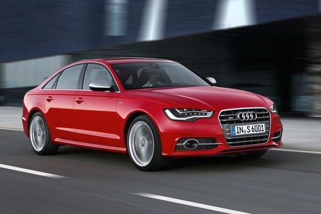 Теч на гориво при Audi S6/RS6/S7