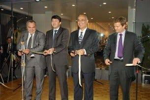 Първият автосалон на Lexus в България