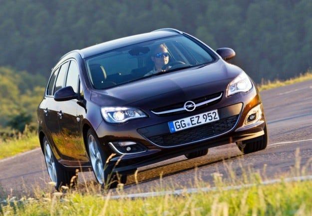 Нов дизелов двигател за Opel Astra