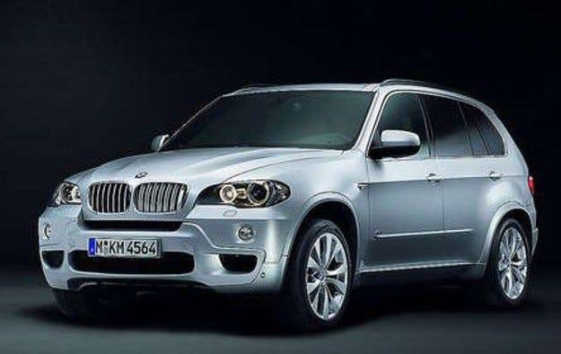 BMW X5 M-пакет