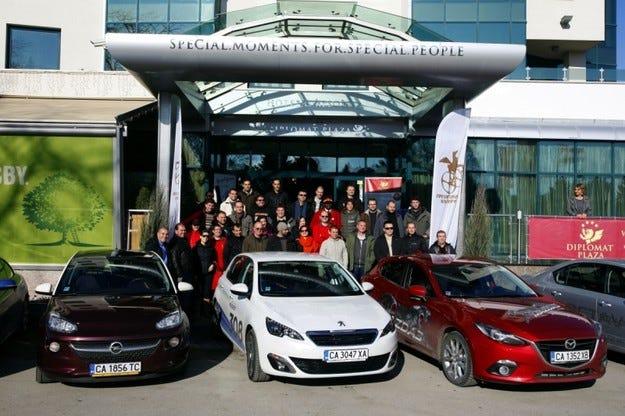 Автомобил на годината 2014: Финалистите