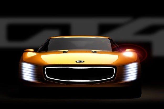 Kia Sports Concept