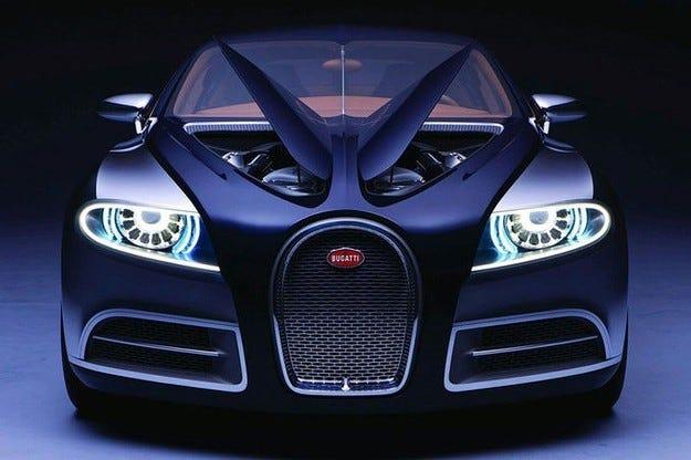 Бъдещето на Bugatti