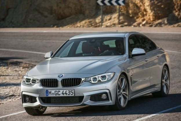 BMW Серия 4 Gran Coupe