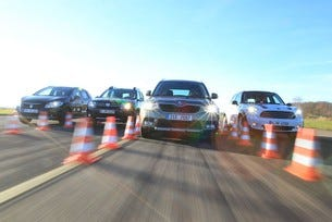 Dacia Duster, MINI Countryman, Skoda Yeti, Suzuki SX4