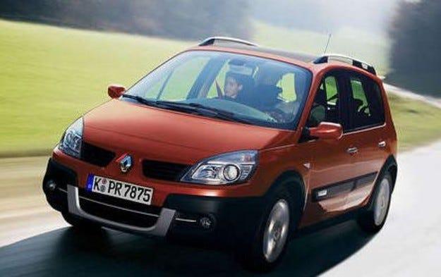 Renault Scеnic Conquest