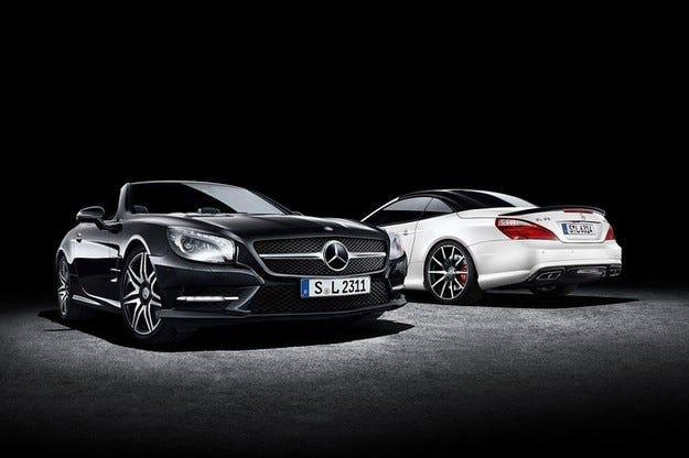 Mercedes SL&SLK