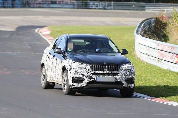 BMW X6 и M6