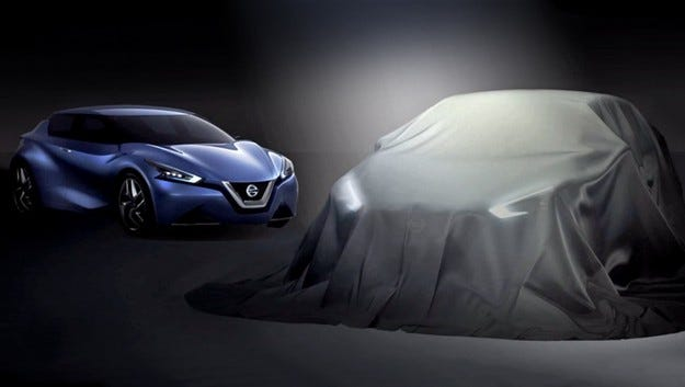 Nissan Evolution