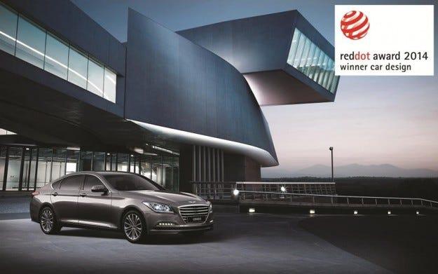 Hyundai Motor получи награди за дизайн Red Dot за два модела