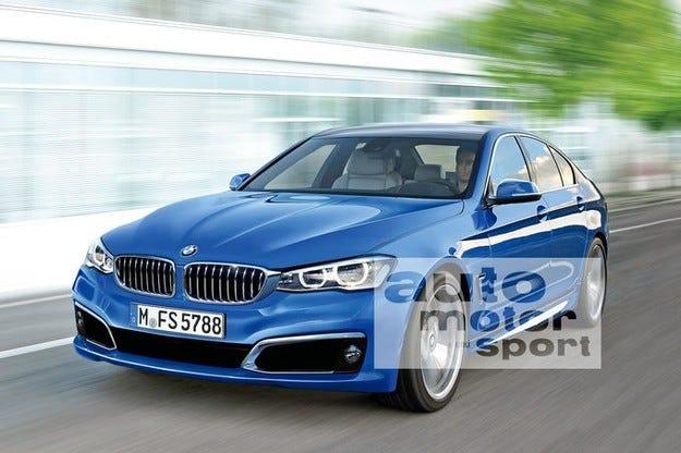 Новата Серия 5 на BMW ще получи трицилиндрови мотори