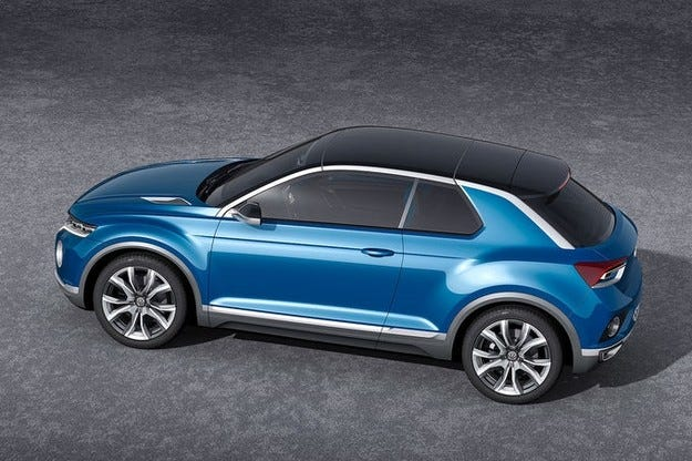 Краят на VW Eos, Beetle, Sharan и Co.