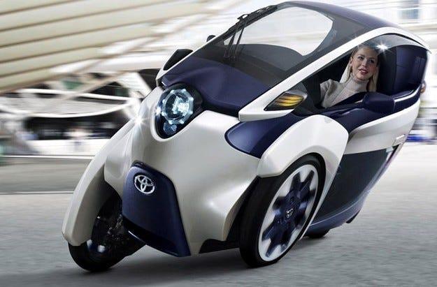 Toyota развива концепция за мобилност в целия свят