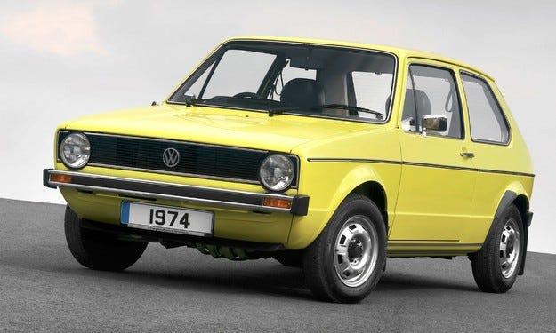 Volkswagen: Golf празнува 40 години