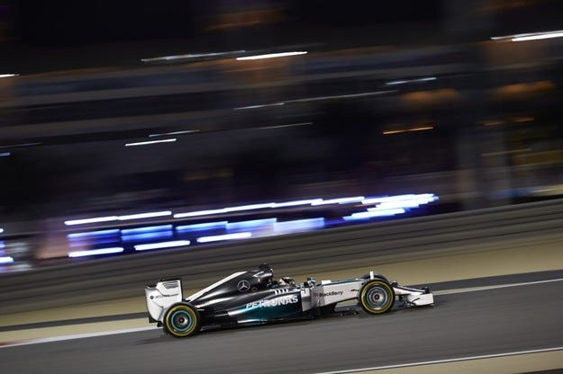 Гран при на Бахрейн 2014