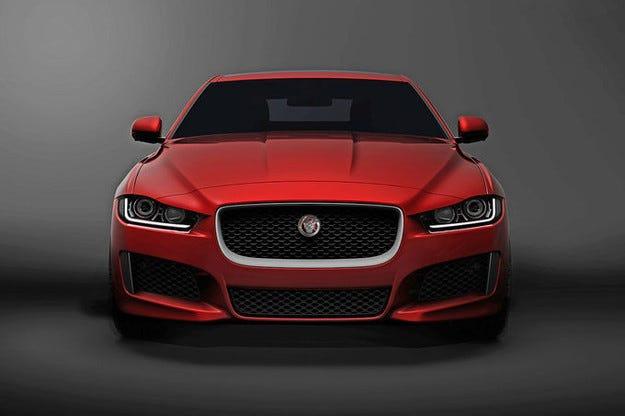 Jaguar XE ще щурмува BMW Серия  3 и Co.