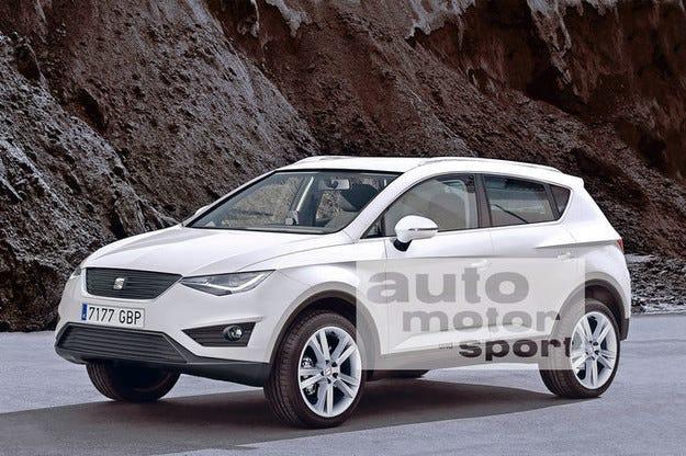 Официално потвърдиха: Seat-SUV идва  през 2016
