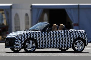 Daihatsu Copen – новият модел с много лица