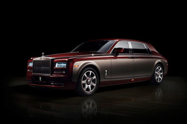 Ослепителен лукс в Rolls-Royce Pinnacle Travel Phantom