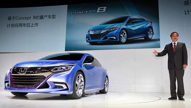 Два прототипа на Honda се готвят за монтажната линия