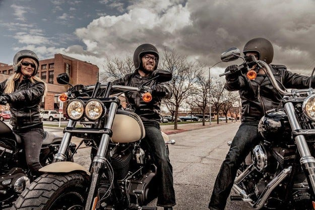 Harley-Davidson® завладява българския пазар