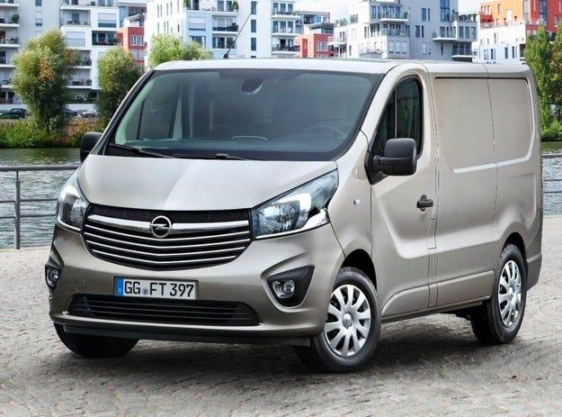 Бирмингам: Световна премиeра на новите Opel Vivaro и Movano