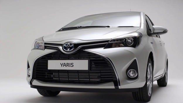 Toyota: 2,5 милиона броя Yaris произведени във Валансиен