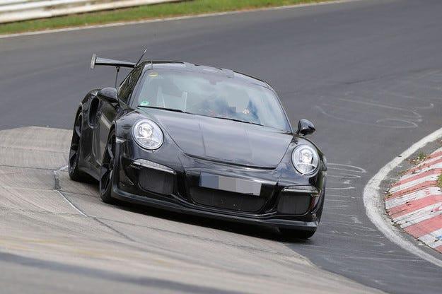 Porsche 911 GT3 RS : Следващият етап на трансформацията е в ход