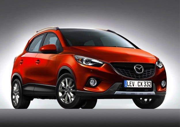 Новата  Mazda2 ще тежи по-малко от тон