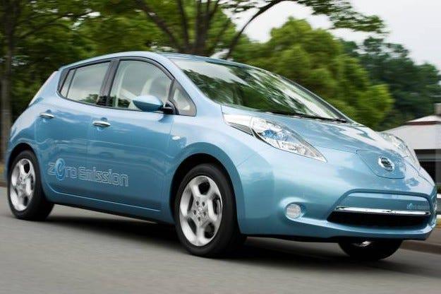 Новият Nissan Leaf е по-близо до конвенционалните модели