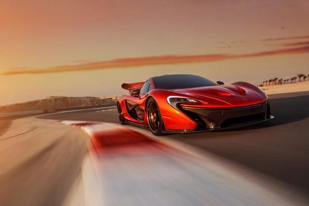 McLaren готвят отговор на LaFerrari XX