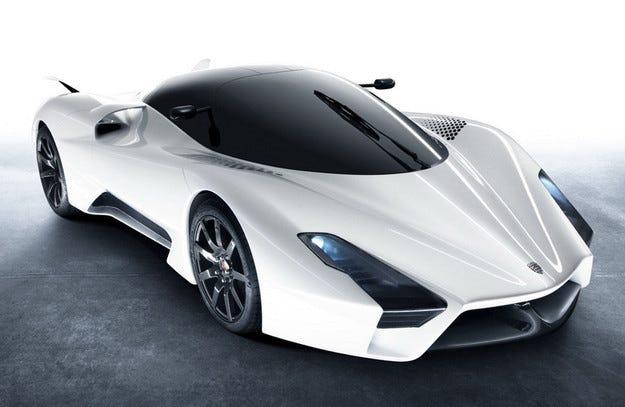 Shelby Supercars строи завод за най-бързия автомобил в света