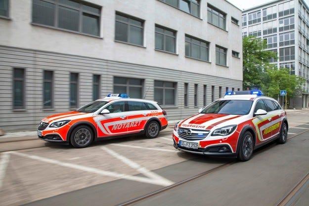 Новите Vivaro, Movano и Insignia на изложението RETTmobil 2014