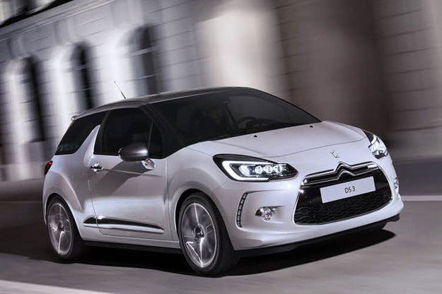 Citroën DS3: Един французин с остър поглед