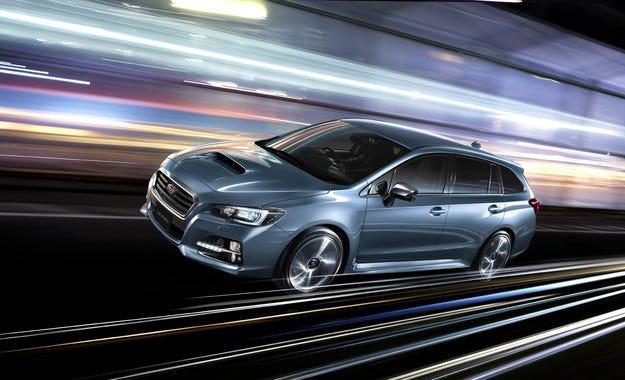 Комбито Subaru Levorg създава нова пазарна ниша