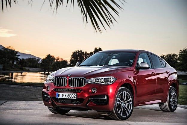 Представиха официално новото поколение BMW X6