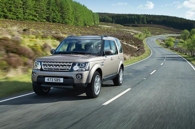Land Rover Discovery с детайлна актуализация през септември