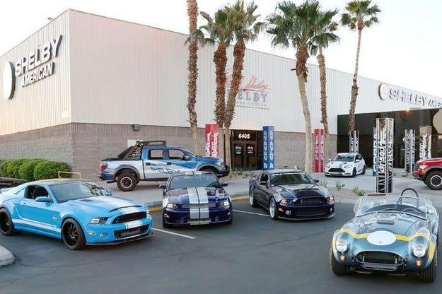 Shelby American: 11 концепции и прототипи за продажба