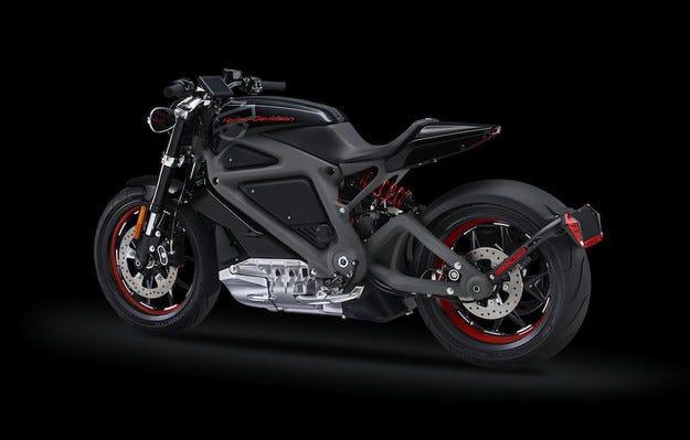 Harley-Davidson пуска на пазара проекта LiveWire