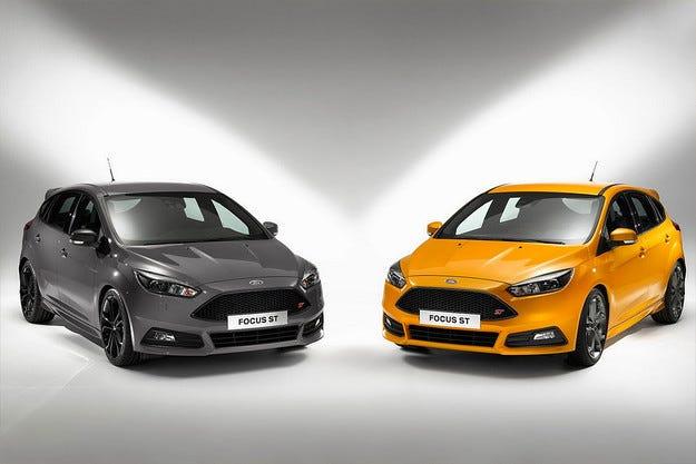 Ford разкри пълната истина за новия Focus ST