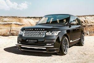 Hamann Range Rover Vogue: Одухотворен за павирани пътища