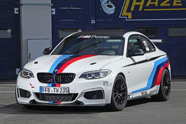 BMW M235i RS: Специално изпълнение за спортните фенове