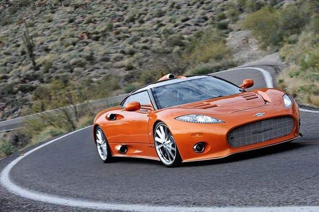 Дочуто: Заплашен ли е Spyker от разпродажба