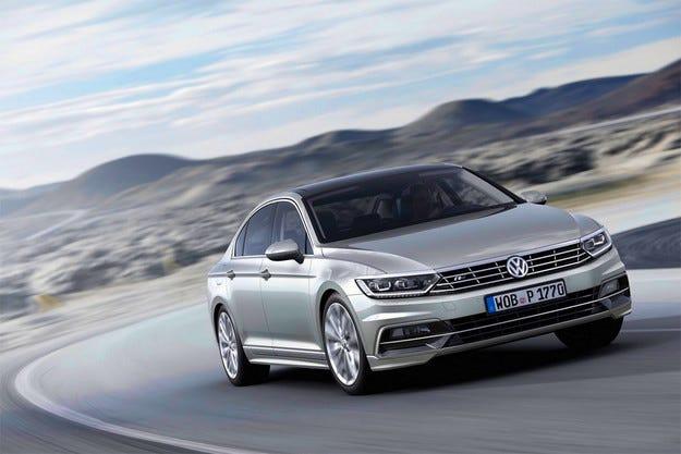 Volkswagen Passat e представен официално