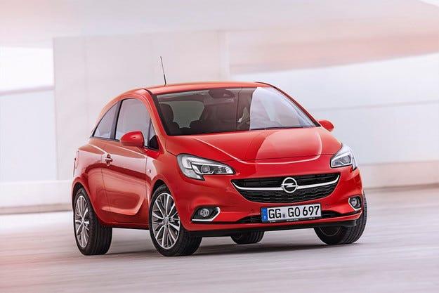 Opel и подразделението Vauxhall  разкриха новата Corsa