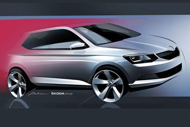 Skoda Fabia в Париж: Ново издание на автомобила